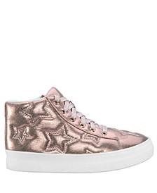 Cherrish Toddler Girls Fashion Sneaker