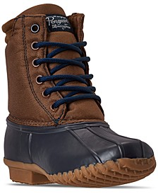 Big Boys Addison Duck Boots from Finish Line