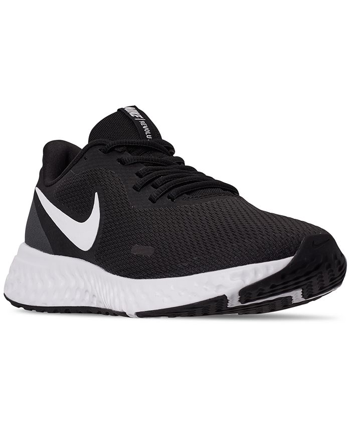 Nike - Women's Revolution 5 Wide Width Running Sneakers from Finish Line