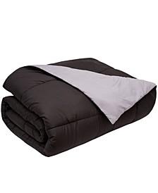 Twin Reversible Down Alternative Comforter