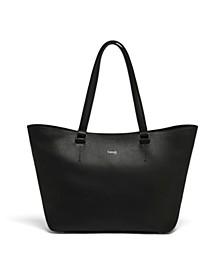 Invitation Leather Tote Bag