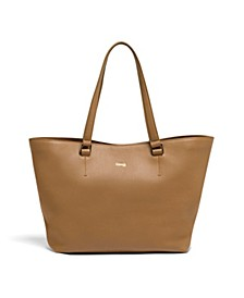 Invitation Leather Tote Bag