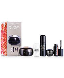Shiseido 5-Pc. Luxurious Eyes Set