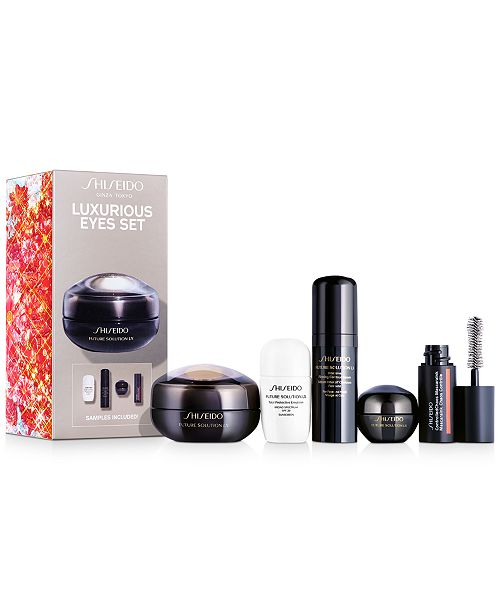 Shiseido 5-Pc. Luxurious Eyes Set