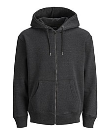 Men's Sweat Long Sleeve Full-Zip Hoodie