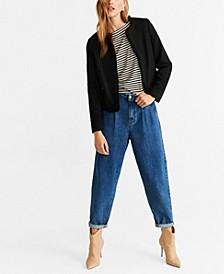 Tweed Cotton Jacket