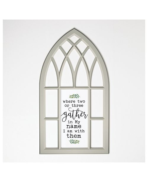 P Graham Dunn For Where Two Or Three Gather In My Name I Am With Them Wall Art