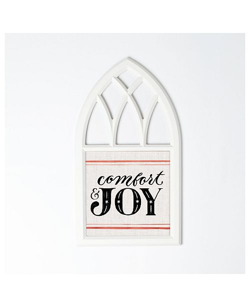 P Graham Dunn Comfort And Joy Wall Art