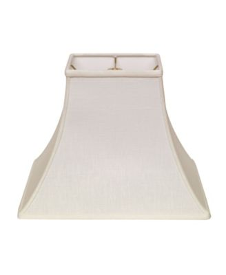 Slant Square Bell Hardback Lampshade with Washer Fitter