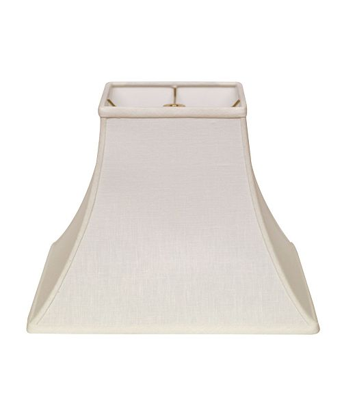 Cloth&Wire Slant Square Bell Hardback Lampshade with Washer Fitter Collection