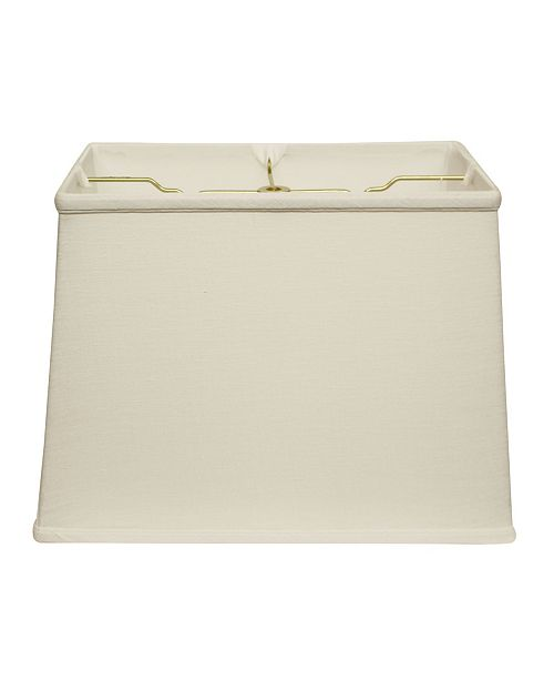 Cloth&Wire Slant Retro Rectangle Softback Lampshade with Washer Fitter Collection
