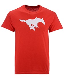 Men's Southern Methodist Mustangs Big Logo T-Shirt