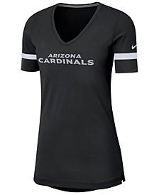 Women's Arizona Cardinals Dri-FIT Fan Top