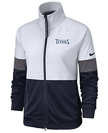 Women's Tennessee Titans Track Jacket