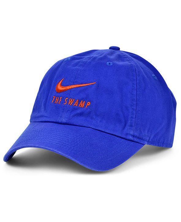 Nike Florida Gators Team Local H86 Cap