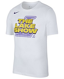 Men's Los Angeles Lakers Team Mantra Dri-FIT T-Shirt