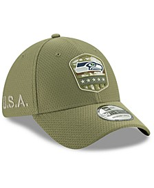 Seattle Seahawks On-Field Salute To Service 39THIRTY Cap