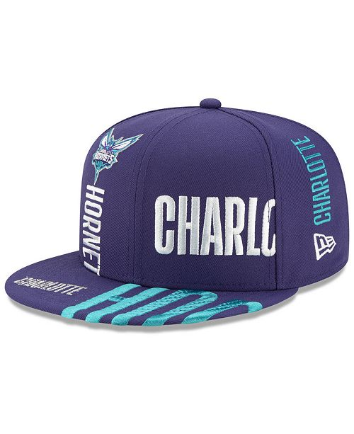 New Era Charlotte Hornets Tip Off Series 9FIFTY Cap