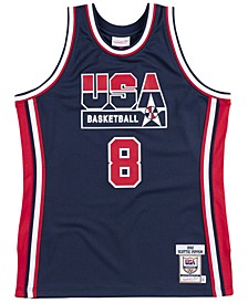 Men's Scottie Pippen Authentic USA Jersey
