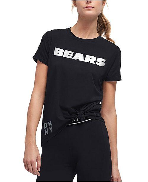 Lids DKNY Women's Chicago Bears Players T-Shirt