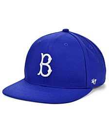 Boys' Brooklyn Dodgers Basic Coop Snapback Cap