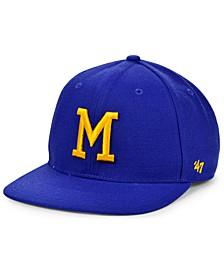 Boys' Milwaukee Brewers Basic Coop Snapback Cap