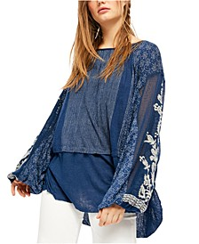 Indigo Dreams Tunic Top