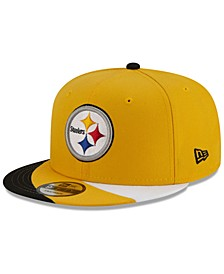 Pittsburgh Steelers Curve 9FIFTY Cap