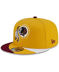 Washington Redskins Curve 9FIFTY Cap