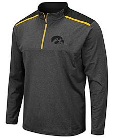 Men's Iowa Hawkeyes Snowball Quarter-Zip Pullover