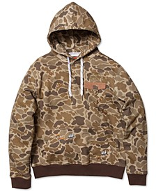 Men's Big & Tall Camo Hoodie
