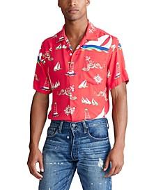 Men's Custom Fit Ralph-waiian Shirt