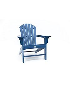 Hampton Poly Outdoor Patio Adirondack Chair