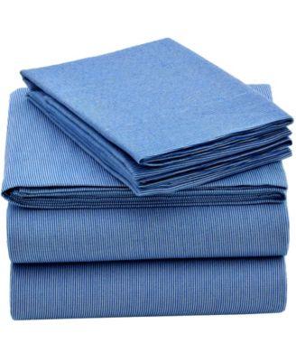 Flannel Sheet Set, Twin