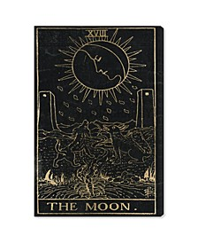 The Moon Tarot Canvas Art Collection