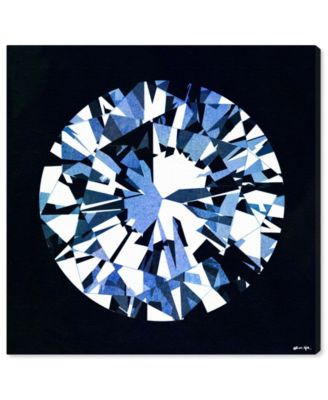 Diamonds Are Forever Canvas Art, 12