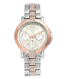 Women's Two-Tone Bracelet Watch 37mm, Created for Macy's