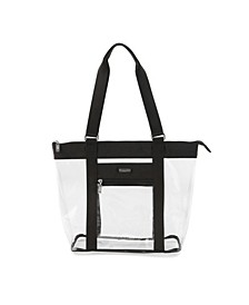Clear Event Compliant Tote