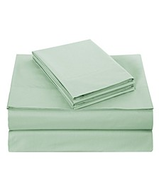 Cotton Sheet Set, Full