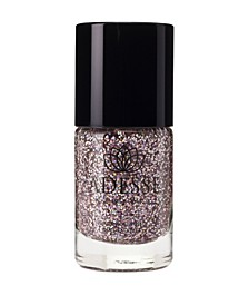 Organic Infused Glitter Nail Polish, 2.1 oz
