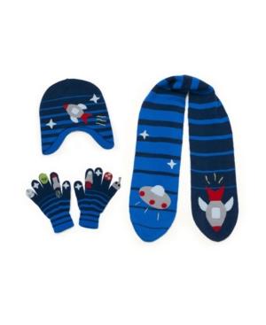 Kidorable Big Boy Space Knitwear Set
