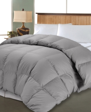 1000 Thread Count 100% Pima Cotton Comforloft Down Alternative King Comforter