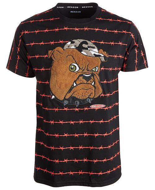 Reason Men's Yard Dog T-Shirt