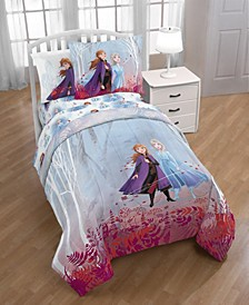Frozen Forest Spirit 6-Piece Twin Comforter Set