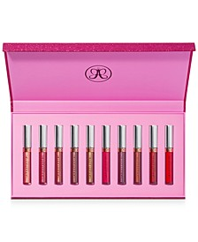 10-Pc. Holiday Liquid Lipstick Set