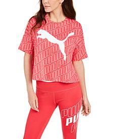 Puma Modern Sport dryCELL Logo T-Shirt