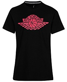 Fly Wings Graphic-Print Cotton T-Shirt, Big Boys