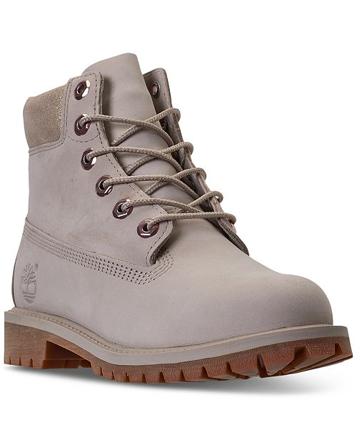 Timberland Big Girls 6