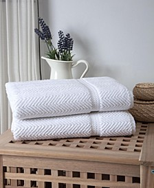Maui 2-Pc. Bath Sheet Set