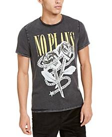 Men's No Plans Graphic T-Shirt